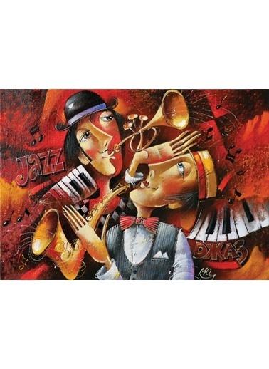 Educa Art Puzzle 1000 Parça  Jazz Renkli
